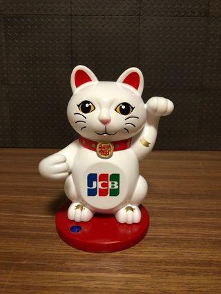 Fortune cat JCB