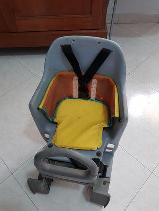 Bicycle children seat