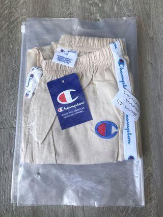 Champion Long Pants - Size 110