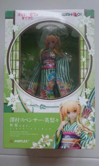 [GSS: 10%] Eriri Spencer - Kimono Ver - Saekano - Aniplex