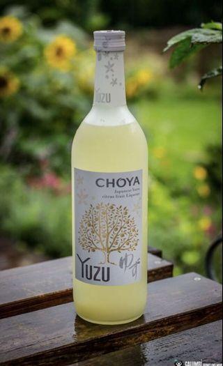 🚚 Choya Yuzu 700ml