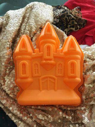 Silicone Mold (Castle)