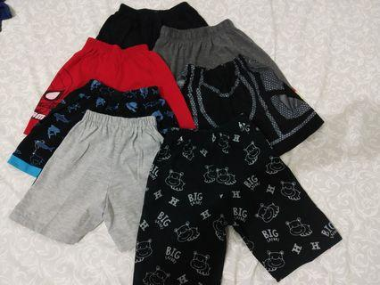 7 pcs celana bayi