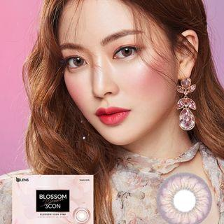 Korean Olens Blossom 3Con Pink Lens