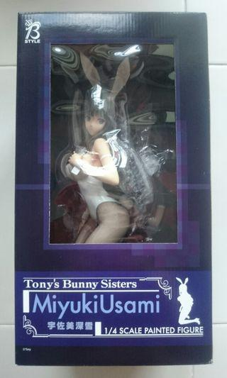 Miyuki Usami - Bunny Ver - Freeing