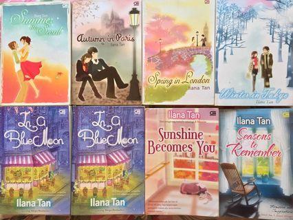 #SociollaCarousell Novel Ilana Tan