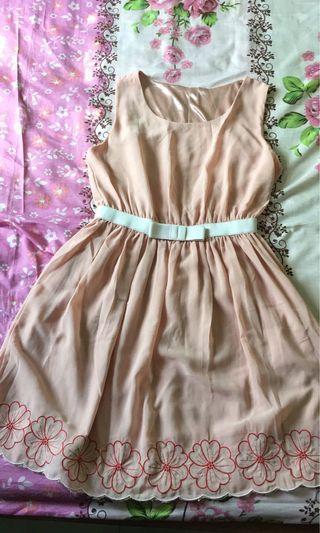 #SociollaCarousell Dress soft pink
