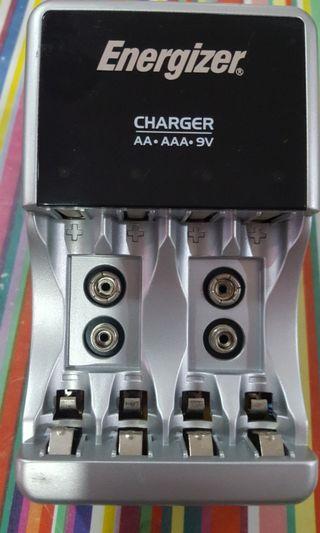 Energizer battery charger #MGAG101
