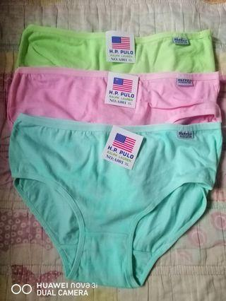 Set of 3 panties