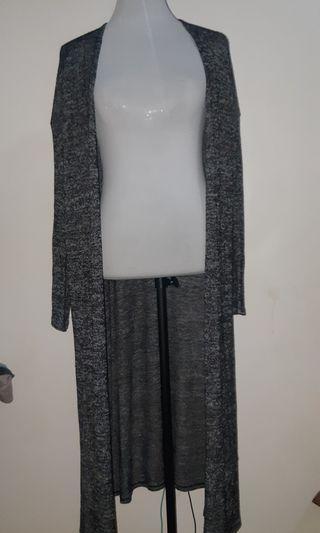 TOPSHOP // long sleeves kaftan