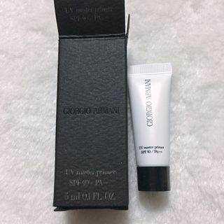 【特價】GIORGIO ARMANI UV master primer SPF40 PA+++高效防護妝前乳 5ml