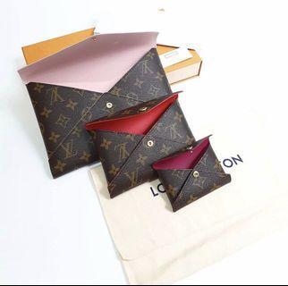 Louis Vuitton LV Kirigami 3in1 Clutch Pochette