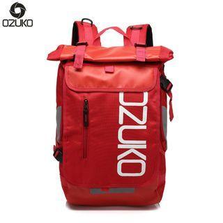 🔥PO🔥 Large Capacity Men Backpack Casual Outdoor Hiking Bag Water Resistant Backpack #MRTJurongEast