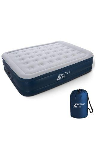 🚚 Active Era - queen size air bed with built in pump