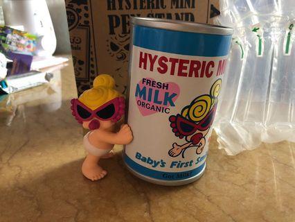 🔆Hysteric mini 陶瓷公仔筆筒 (milk)$208