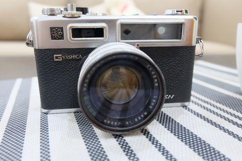Camera Analog Yashica Mulus