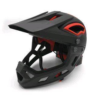 Full face MTB DH helmet