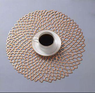 (PO) Round Table Placemat