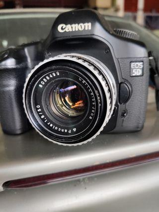 Canon EOS 5D 12.8MP Full Frame Digital Classic Camera