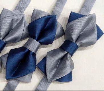 結婚婚禮煲呔兄弟新郎 bow tie