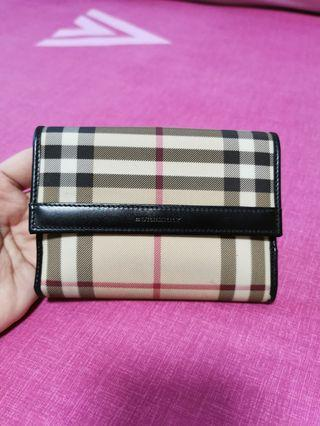 *Fast deal*Authentic Burberry Wallet