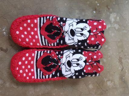 Sepatu Mickey Mouse prewalker