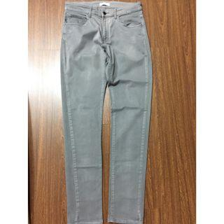 Uniqlo ultra stretch slim fit jeans pants gray 32 SRP P2,000