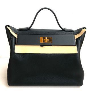 Hermes - Black 24/24 in 35cm