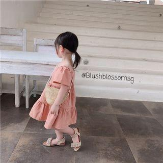 ⭐INSTOCK⭐ Hailyn U-Neck Midi Dress