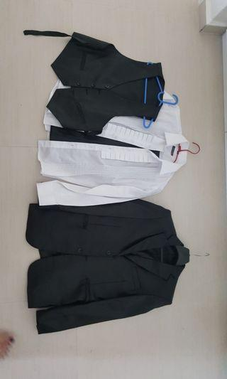 🚚 4 pcs Suit for boy