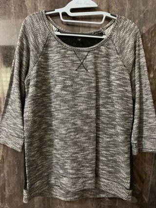 🚚 Dark grey Blouse