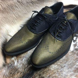 Jean Paul Gaultier Jeans Golden oxford