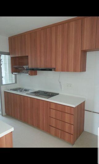 Carpenter customade kitchen cabinet