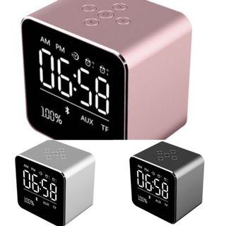 Ready Stock Mini Digital Alarm/ Music Box