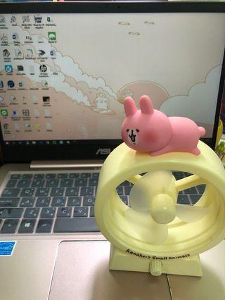 🚚 卡納赫拉 USB 桌上型風扇