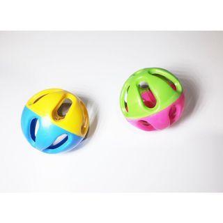 Mainan kucing bola kerincing