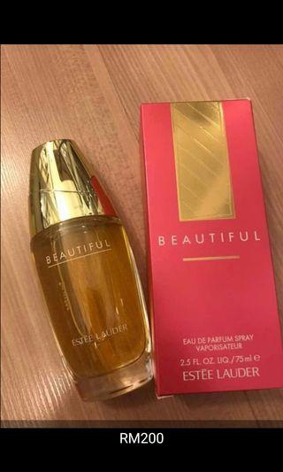 Estée Lauder Beautiful 100 ml , Original and freshly manufactured