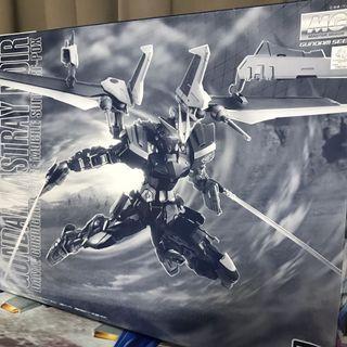 PB限定 MG 黑異端 Gundam Astray Noir 1/100 高達模型