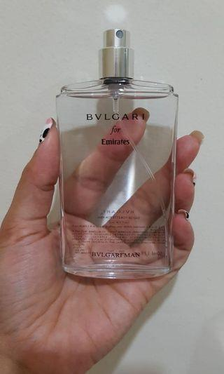 BVLGARI dari Airlines Emirates