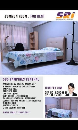 505 TAMPINES CENTRAL 1