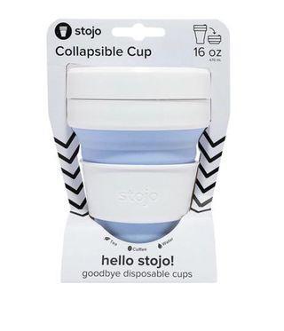 stojo pocket cup x pacific coffee 16oz
