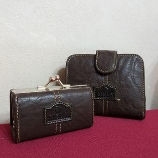 銀包散紙包 Wallet Coin Bag Set