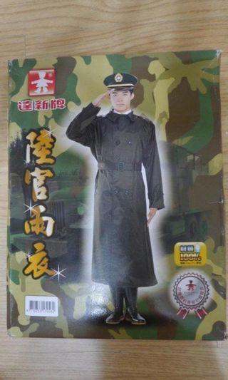 🚚 達新牌 陸官型(全開)雨衣