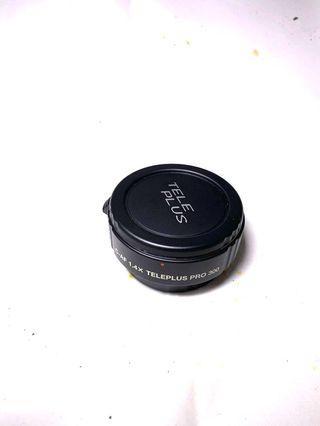Kenko C-AF 1.4x Teleplus PRO 300 DGX TeleConverter Lens for Canon DSLR
