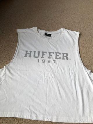 Huffer singlet