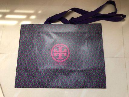 Tony Burch Paper Bag