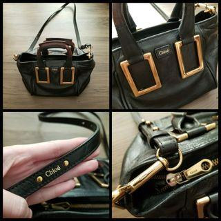 Authentic Chloe Ethel Mini 2-way Bag