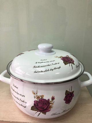 🚚 卡莉娜  陶瓷琺瑯鍋