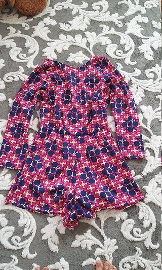 Bangkok mini jumpsuit