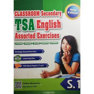 TSA English Assorted Exercises S.1